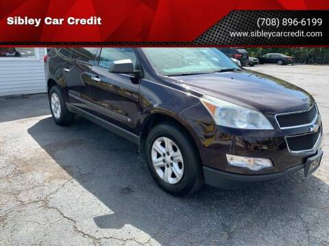 2009 Chevrolet Traverse for sale at Sibley Car Credit in Dolton IL