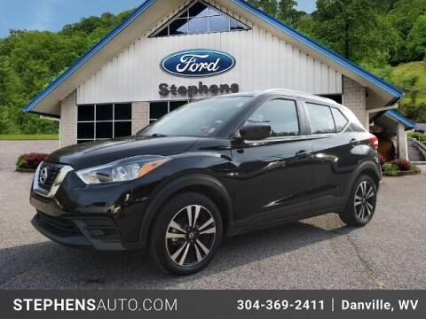 2019 Nissan Kicks for sale at Stephens Auto Center of Beckley in Beckley WV