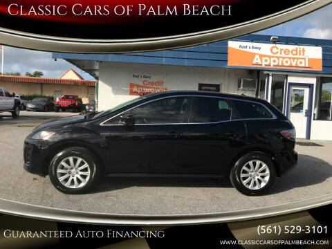 2010 Mazda CX-7 for sale at Classic Cars of Palm Beach in Jupiter FL