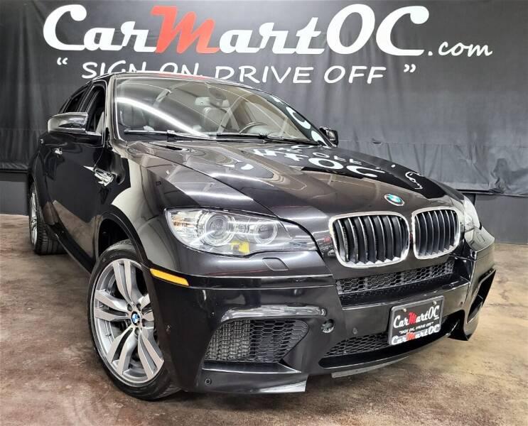 2012 BMW X6 M for sale at CarMart OC in Costa Mesa, Orange County CA
