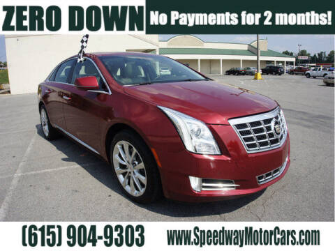 2013 Cadillac XTS for sale at Speedway Motors in Murfreesboro TN