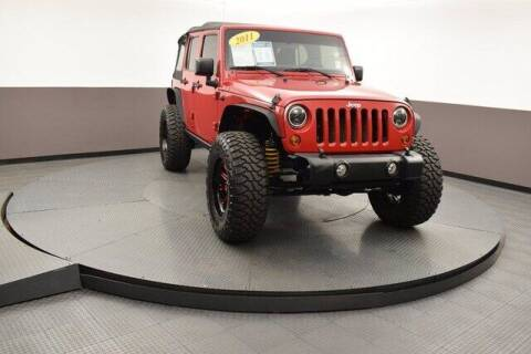 2011 Jeep Wrangler Unlimited for sale at Hickory Used Car Superstore in Hickory NC