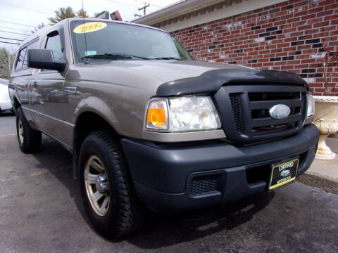2006 Ford Ranger for sale at Certified Motorcars LLC in Franklin NH
