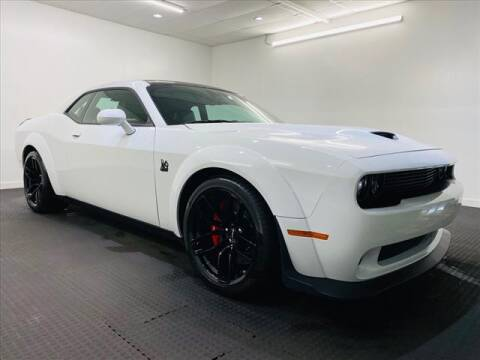 2020 Dodge Challenger for sale at Champagne Motor Car Company in Willimantic CT