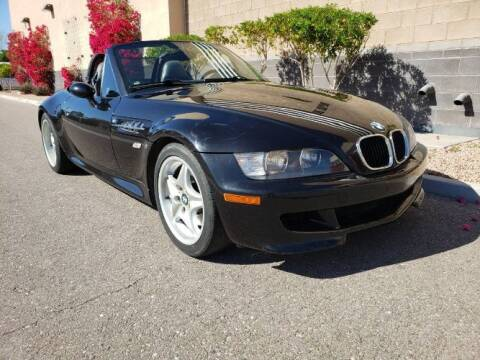 2000 BMW Z3 for sale at Classic Car Deals in Cadillac MI