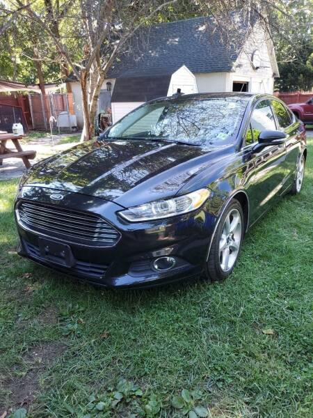 2015 Ford Fusion for sale in Hasbrouck Height, NJ