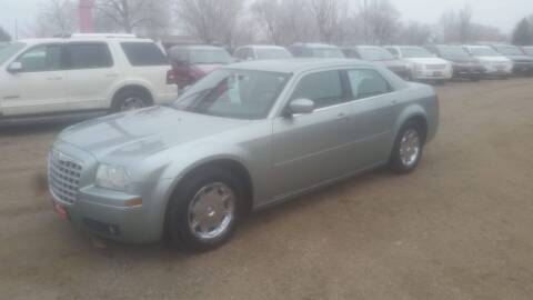 2005 Chrysler 300 for sale at Ron Lowman Motors Minot in Minot ND