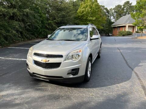 2015 Chevrolet Equinox for sale at SMT Motors in Roswell GA