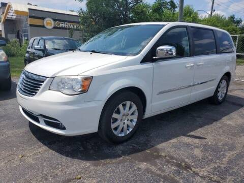 2011 Chrysler Town and Country for sale at Paramount Motors in Taylor MI