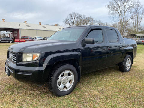 2008 Honda Ridgeline for sale at M & M Motors in Angleton TX