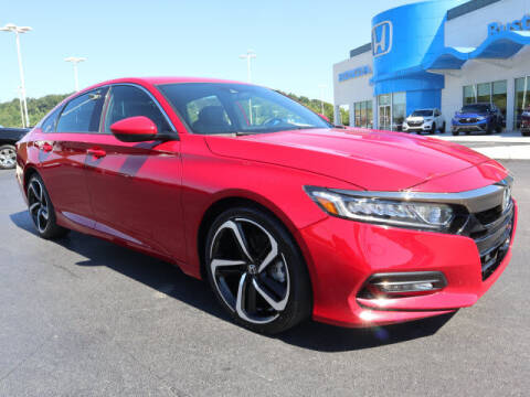 2019 Honda Accord for sale at RUSTY WALLACE HONDA in Knoxville TN