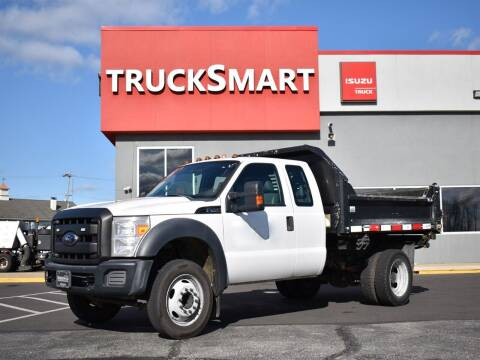 2012 Ford F-450 Super Duty for sale at Trucksmart Isuzu in Morrisville PA