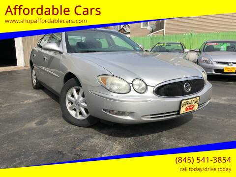 2005 Buick LaCrosse for sale at Affordable Cars in Kingston NY