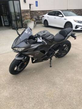 2022 Kawasaki Ninja 650 Base for sale at Head Motor Company - Head Indian Motorcycle in Columbia MO