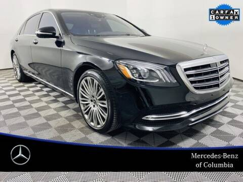 2019 Mercedes-Benz S-Class for sale at Preowned of Columbia in Columbia MO