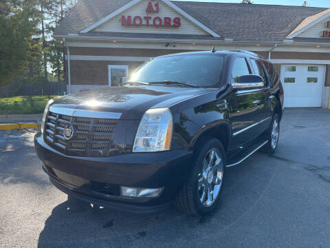 2007 Cadillac Escalade for sale at A 1 Motors in Monroe MI
