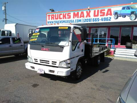 2006 GMC W4500 for sale at Trucks Max USA in Manteca CA