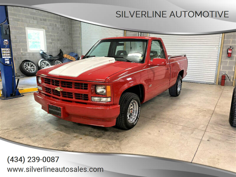 1994 Chevrolet C/K 1500 Series for sale in Lynchburg, VA