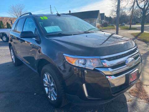 2013 Ford Edge for sale at Zs Auto Sales in Kenosha WI