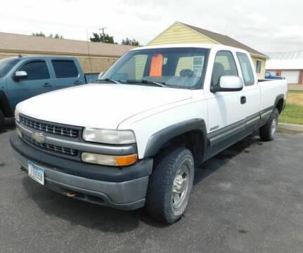 1999 Chevrolet Silverado 2500 for sale at Will Deal Auto & Rv Sales in Great Falls MT