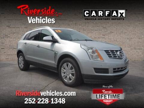 2013 Cadillac SRX for sale at Riverside Mitsubishi(New Bern Auto Mart) in New Bern NC