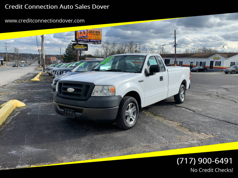 2006 Ford F-150 for sale at Credit Connection Auto Sales Dover in Dover PA