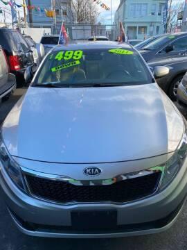 2011 Kia Optima for sale at Best Cars R Us LLC in Irvington NJ