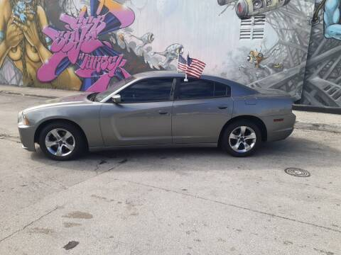 2012 Dodge Charger for sale at Rosa's Auto Sales in Miami FL