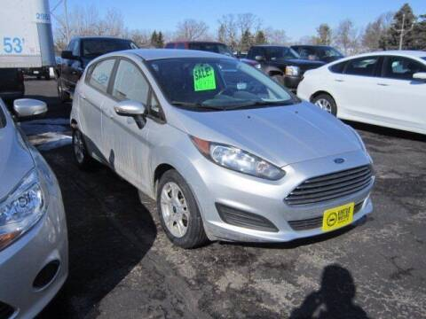 2016 Ford Fiesta for sale at Virtue Motors in Darlington WI