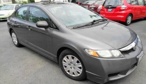 2011 Honda Civic for sale at Yosh Motors in Newark NJ