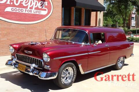 1955 Chevrolet 150 for sale at Garrett Classics in Lewisville TX