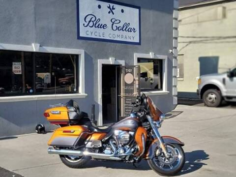 2015 Harley-Davidson Ultra Classic for sale at Blue Collar Cycle Company in Salisbury NC
