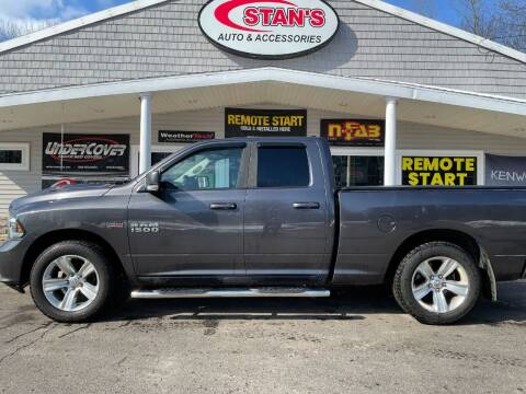 2016 RAM Ram Pickup 1500 for sale at Stans Auto Sales in Wayland MI