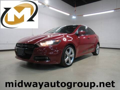 2014 Dodge Dart for sale at Midway Auto Group in Addison TX