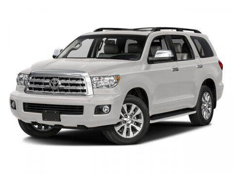 2017 Toyota Sequoia for sale at Stephen Wade Pre-Owned Supercenter in Saint George UT
