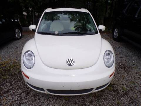 2008 Volkswagen New Beetle for sale at Adams Auto Group Inc. in Charlotte NC