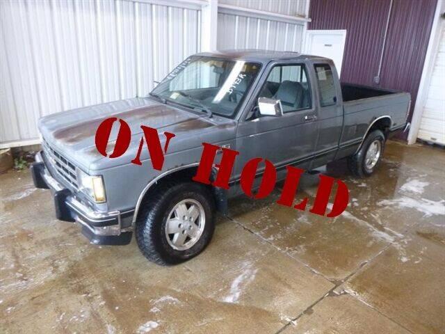 1988 Chevrolet S-10 for sale in Bedford, VA