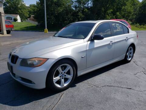2006 BMW 3 Series for sale at STRUTHER'S AUTO MALL in Austintown OH