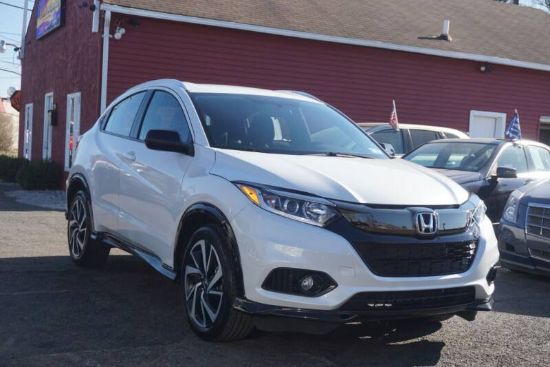 2019 Honda HR-V for sale at HD Auto Sales Corp. in Reading PA