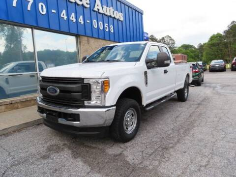 2017 Ford F-250 Super Duty for sale at 1st Choice Autos in Smyrna GA