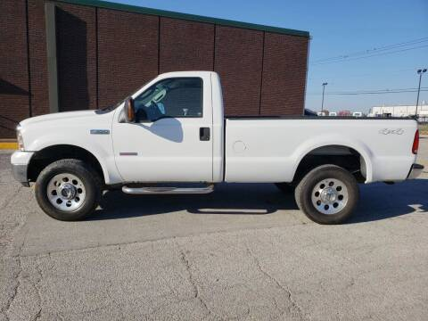 2006 Ford F-350 Super Duty for sale at Savannah Motors in Cahokia IL