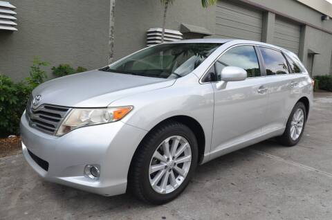2009 Toyota Venza for sale at ALWAYSSOLD123 INC in North Miami Beach FL