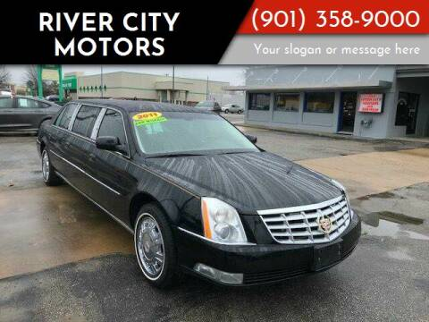 2011 Cadillac DTS Pro for sale at River City Motors in Memphis TN