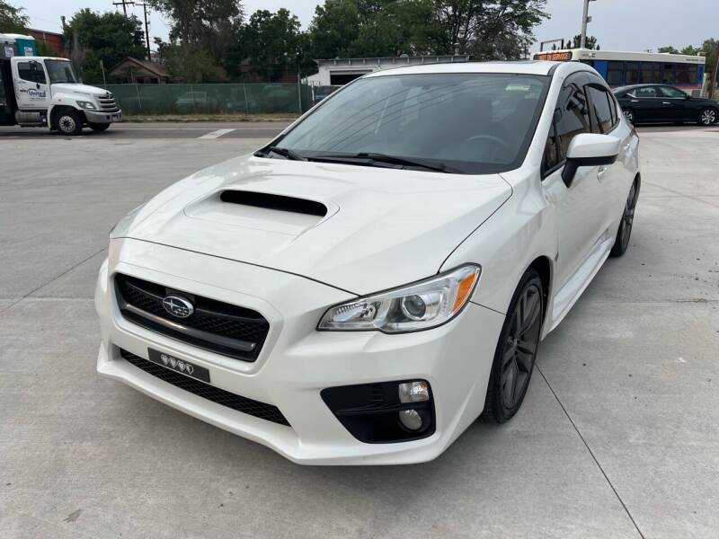 2016 Subaru WRX for sale at Accurate Import in Englewood CO