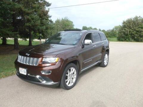 2014 Jeep Grand Cherokee for sale at HUDSON AUTO MART LLC in Hudson WI