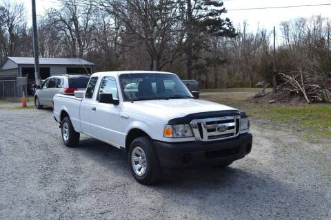 2011 Ford Ranger for sale at Victory Auto Sales in Randleman NC