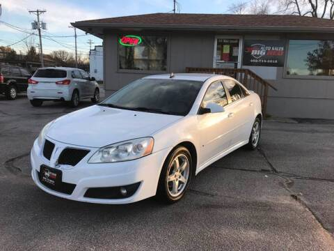 2009 Pontiac G6 for sale at Big Red Auto Sales in Papillion NE