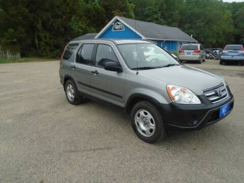 2005 Honda CR-V for sale at Michigan Auto Sales in Kalamazoo MI