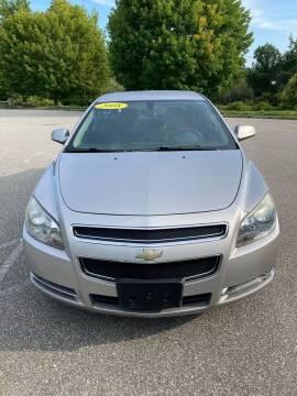 2008 Chevrolet Malibu for sale at V & R Auto Group LLC in Wauregan CT