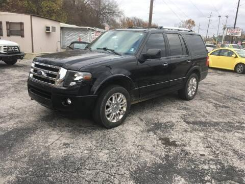 2011 Ford Expedition for sale at Used Car City in Tulsa OK